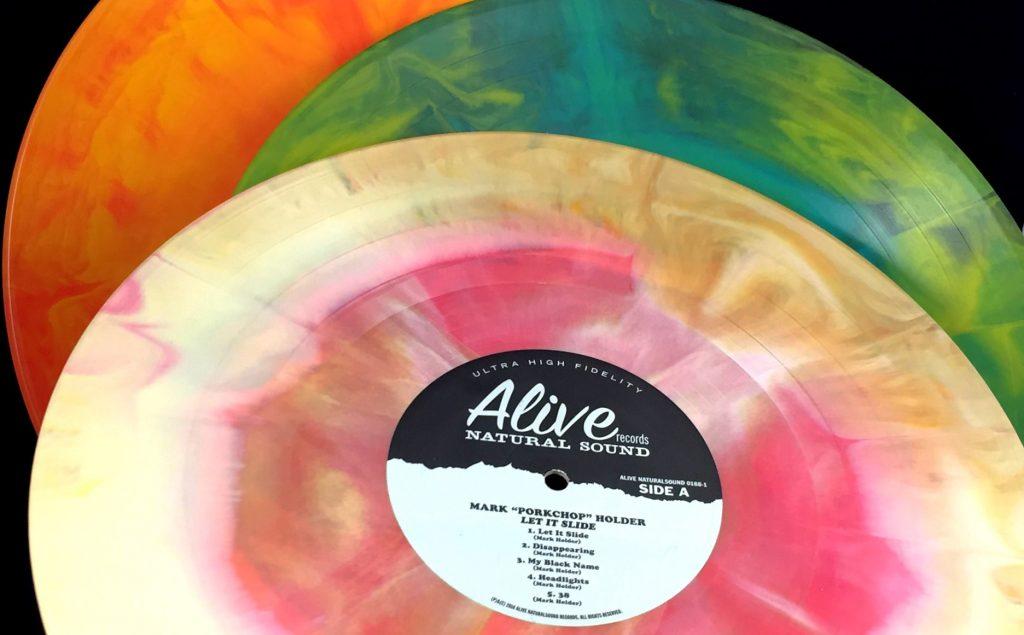Exclusive Vinyl