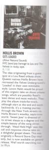 HollisBrown_GetsLoaded_ViveLeRockW