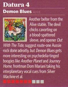 Datura4 Classic Rock review