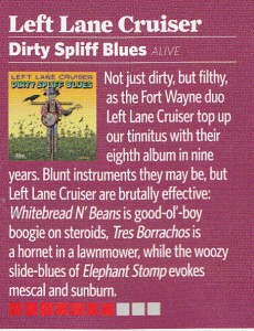 Left Lane Cruiser Classic Rock review