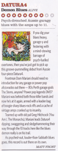 Datura4_TheBlues_review