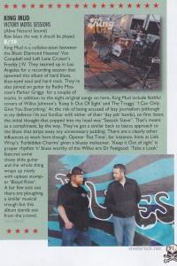 King Mud Vive Le Rock review