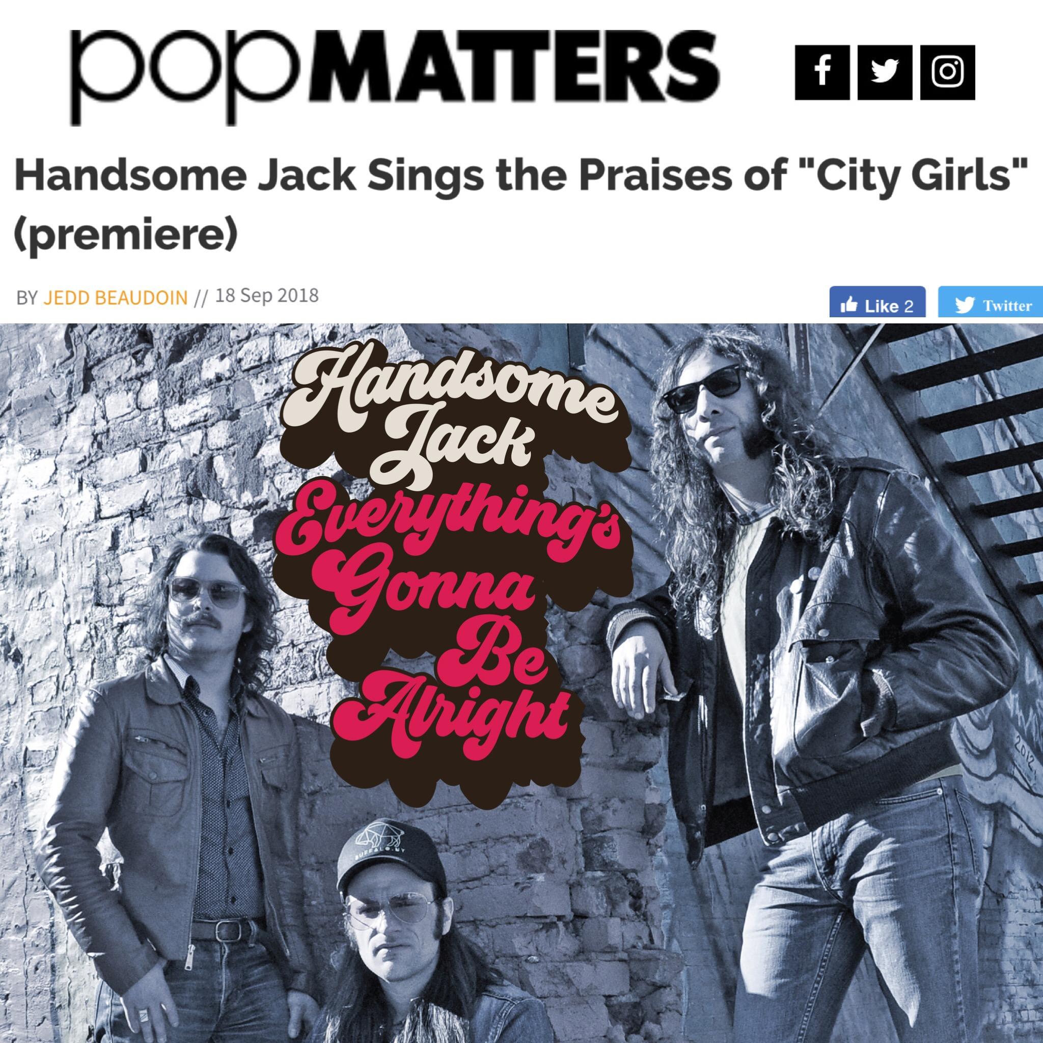 Handsome Jack | Alive Naturalsound Records