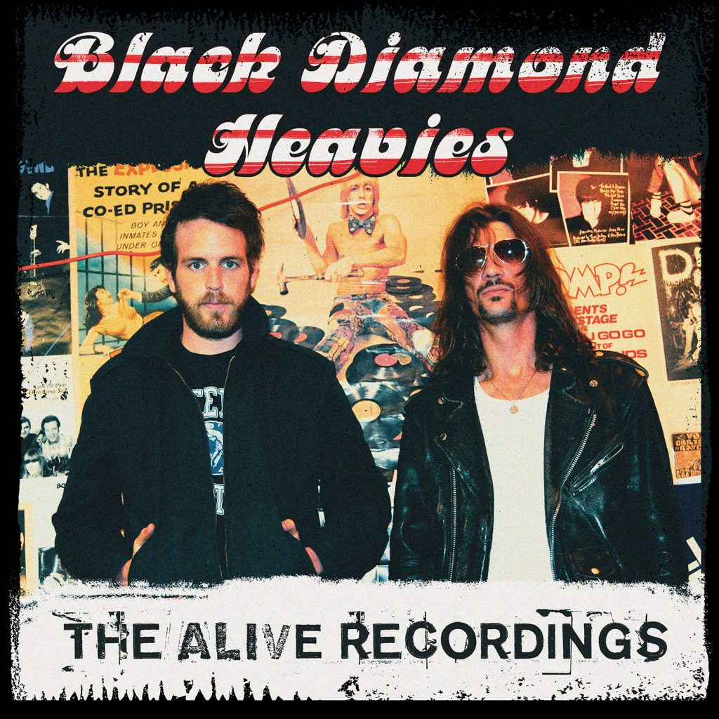 BLACK DIAMOND HEAVIES – BOX SET – THE ALIVE RECORDINGS available now from our mail-order!